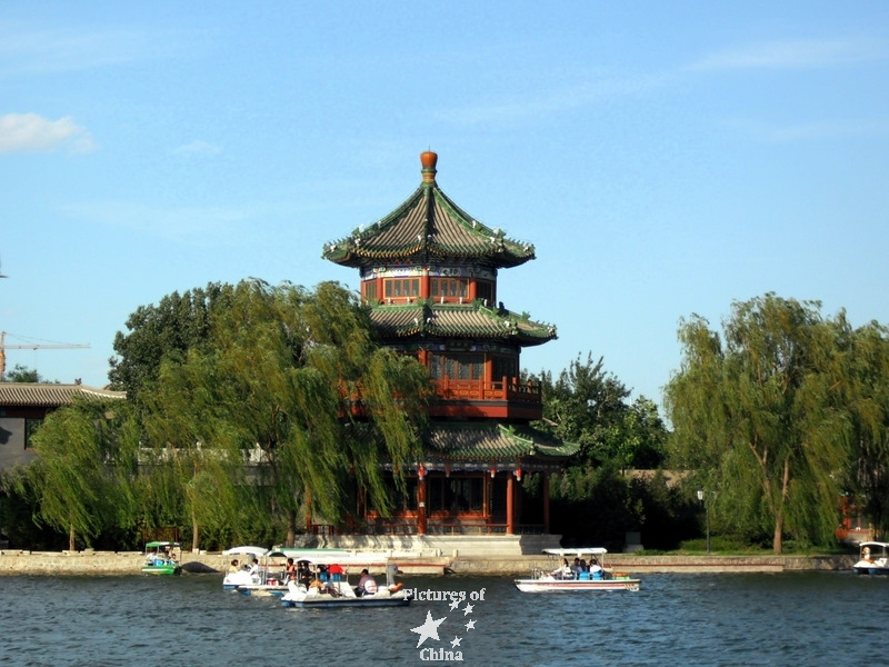 Chinese pagoda - Pictures of China